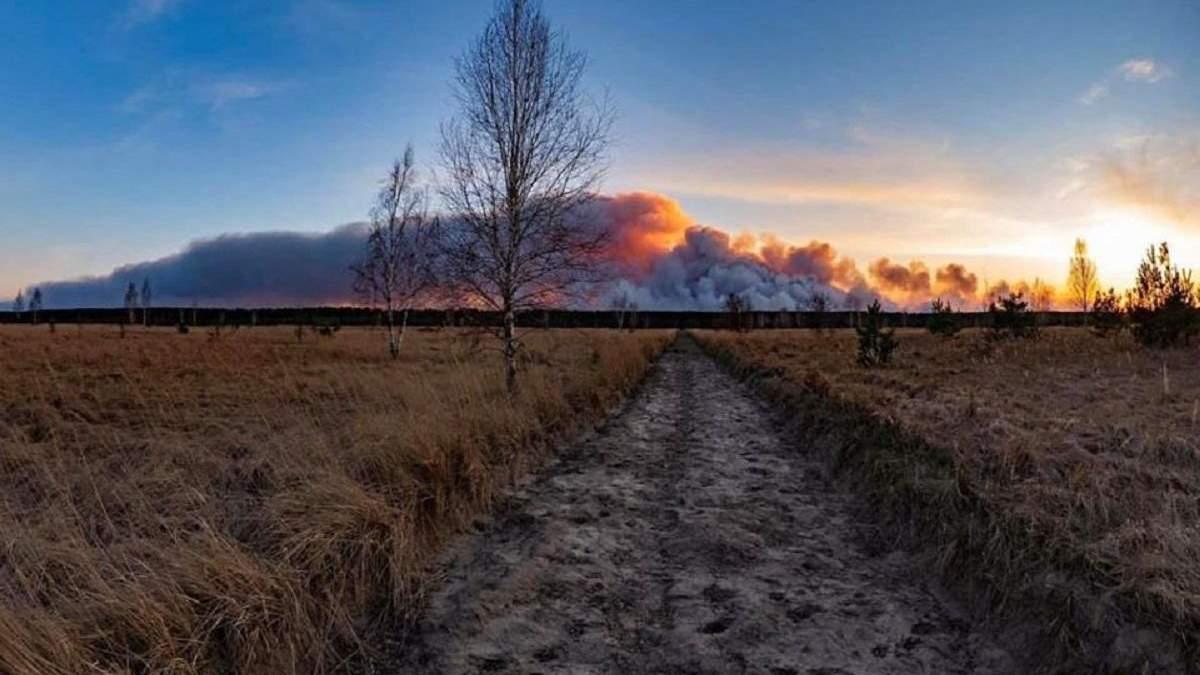 Чому спалахують пожежі і як це вплине на здоров'я людей