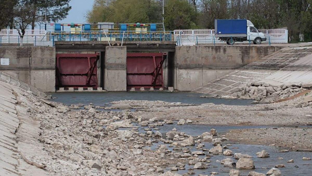 Северо-Крымский канал будут блокировать аграрии из Херсона, если его откроют
