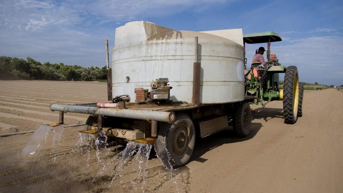 Формула успіху: аграрії бережуть воду – вода допомагає аграріям