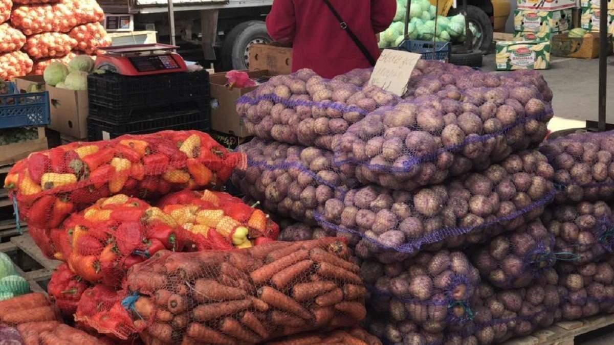 Снижение цен на картофель 2020, Украина: что не так с импортом