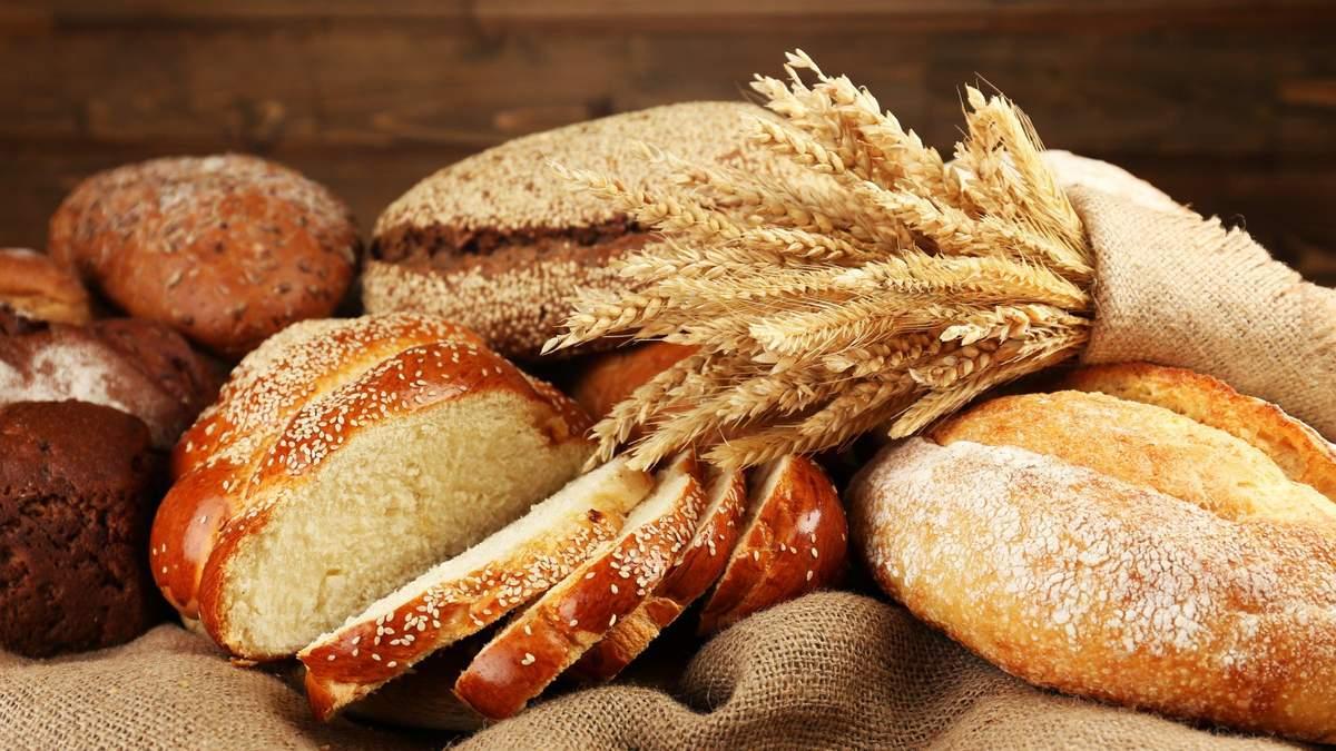 Ціни на хліб 2020