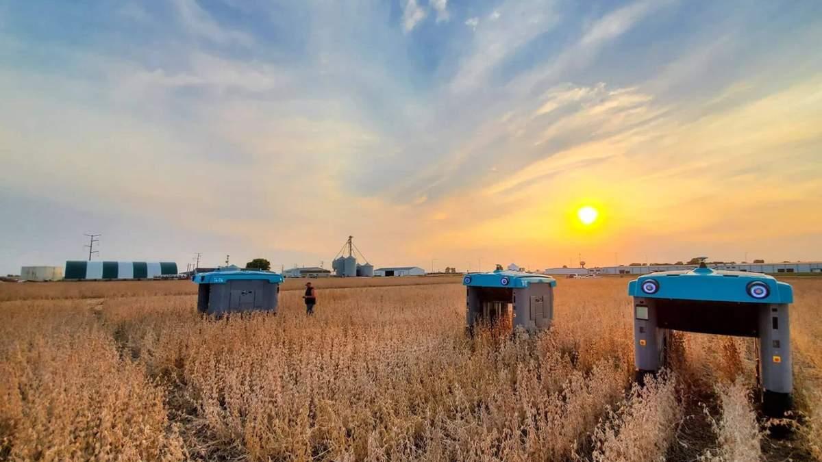 Роботи-фермери від Alphabet