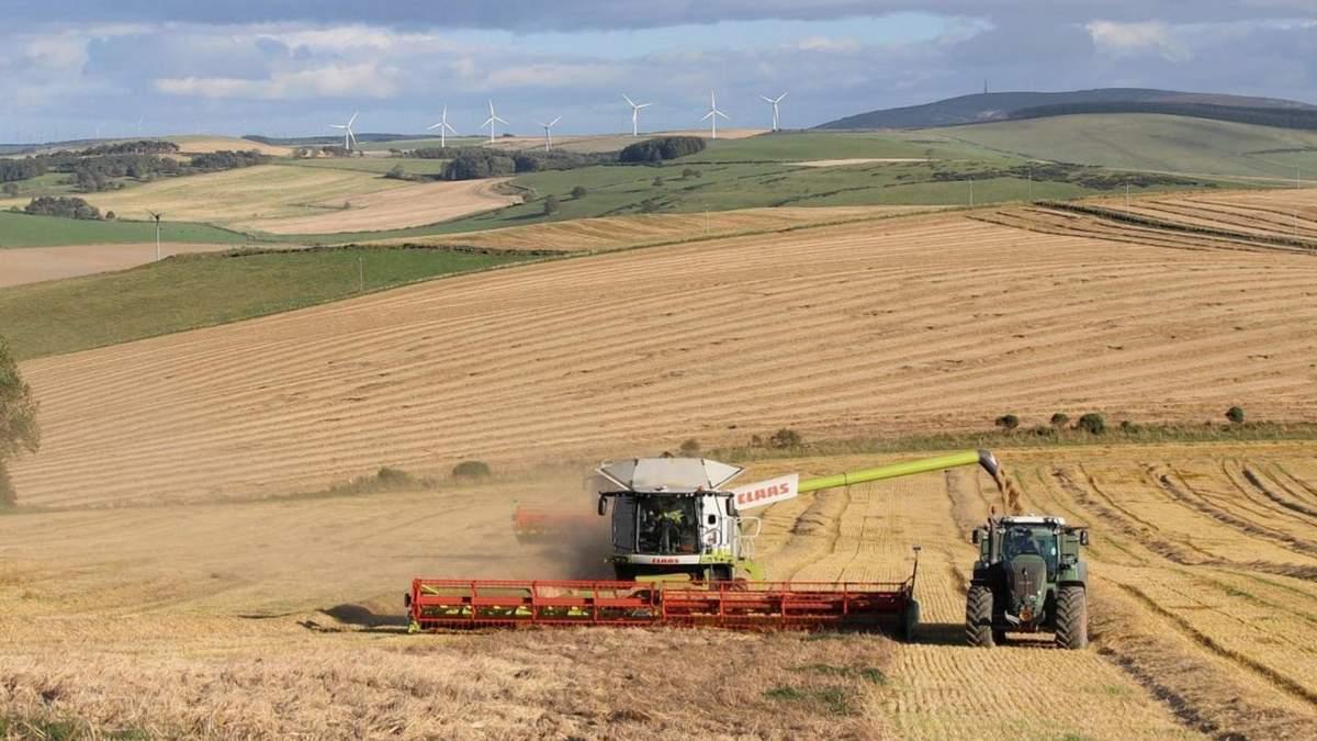 Екологічні доктрини ЄС можуть стати бар'єром для українського агроекспорту / Ілюстративне фото з соцмереж