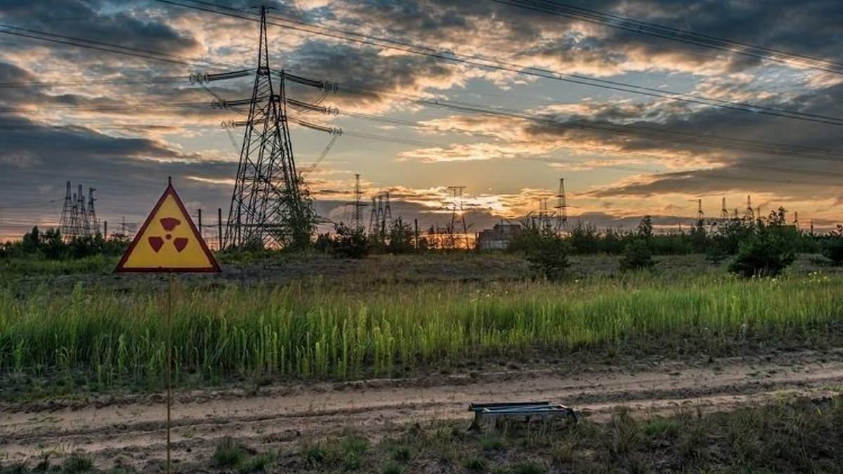 Біля Чорнобиля досі збирають радіоактивний врожай