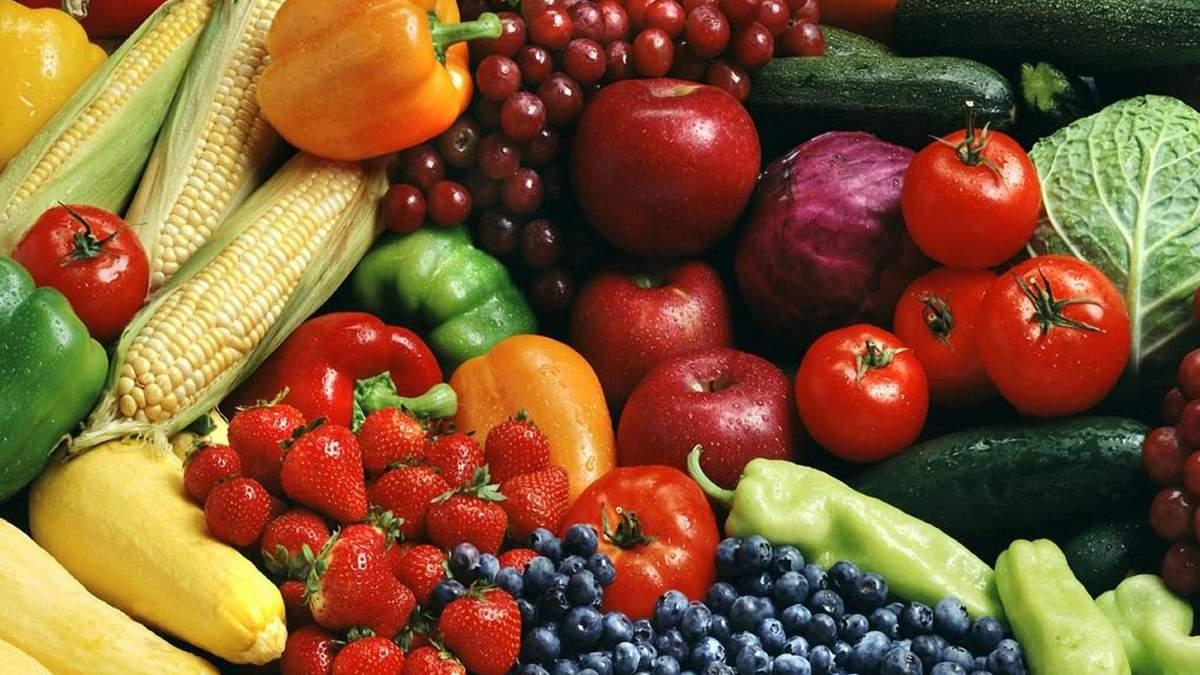 ООН проголосила 2021-й роком овочів та фруктів