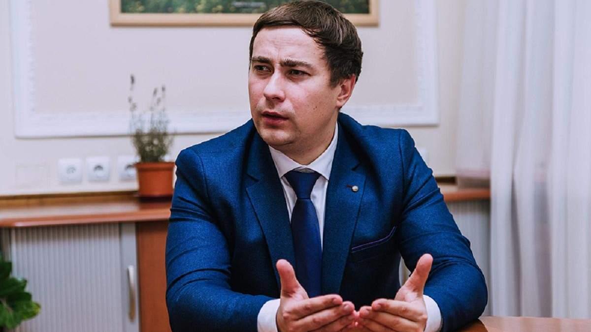 Лещенко на Різдво привітав аграріїв з відродженням МінАПК