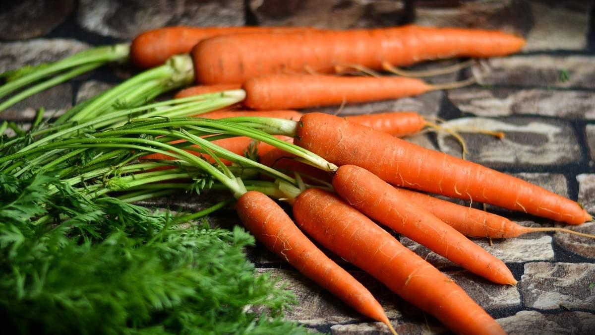 Морква знову зросла в ціні: причини та як довго триватиме