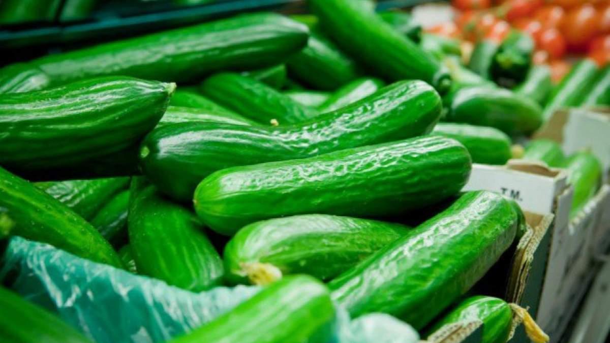 Непрогнозована динаміка: чому ціни на огірок такі високі