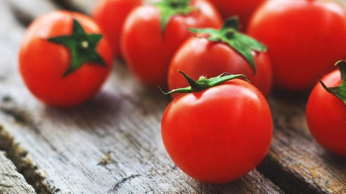 В Україні надлишок томатів –овоч стрімко дешевшає