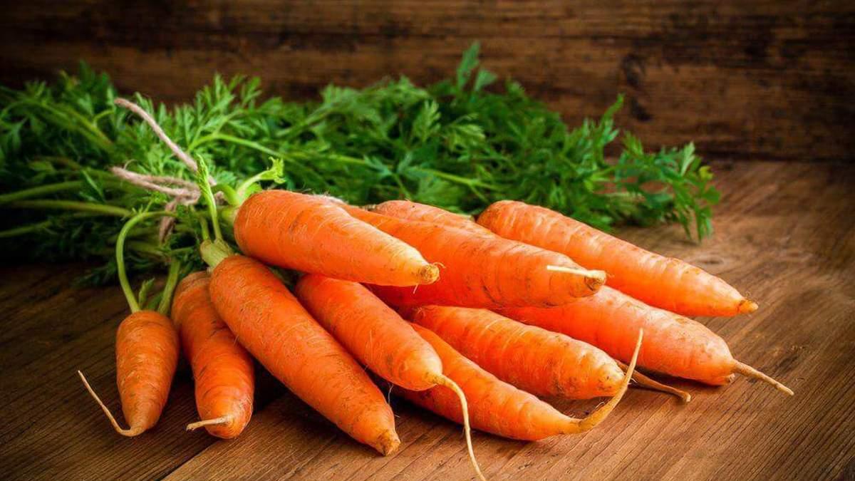 Сладкая морковь – уникальный продукт / Фото из соцсетей