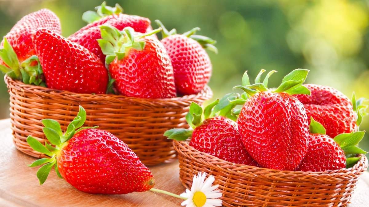 Турецька полуниця буде на прилавках магазинів до Дня закоханих / Фото з соцмереж