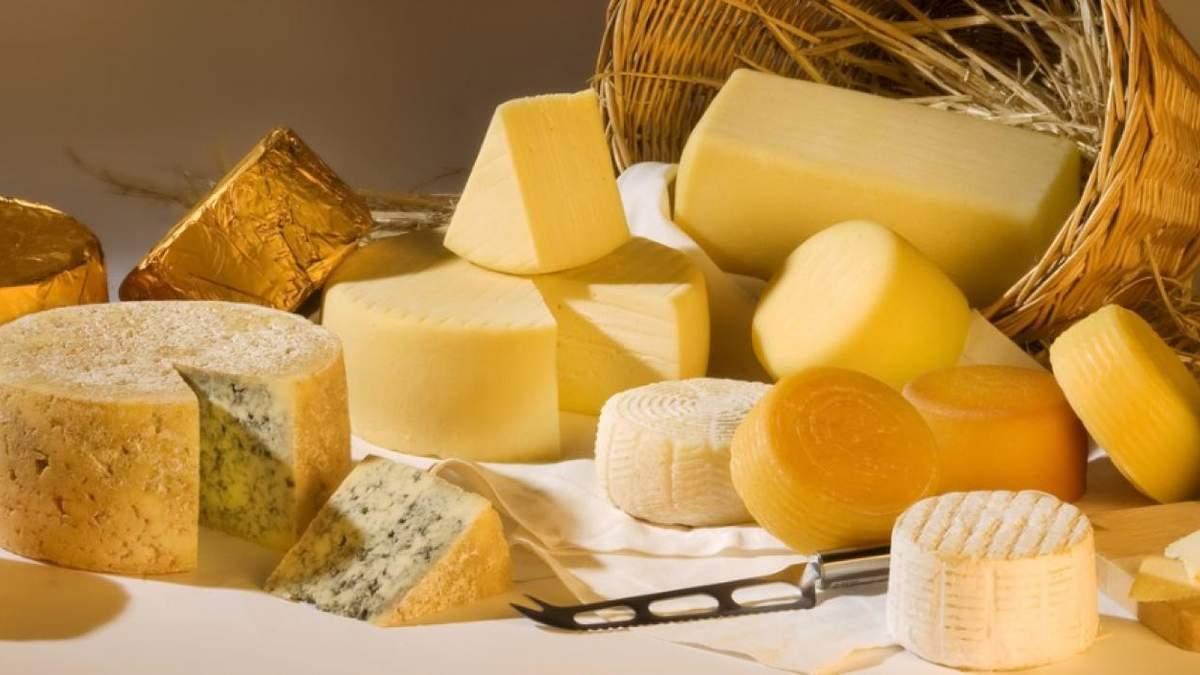 Украина начала покупать больше сыров редких сортов