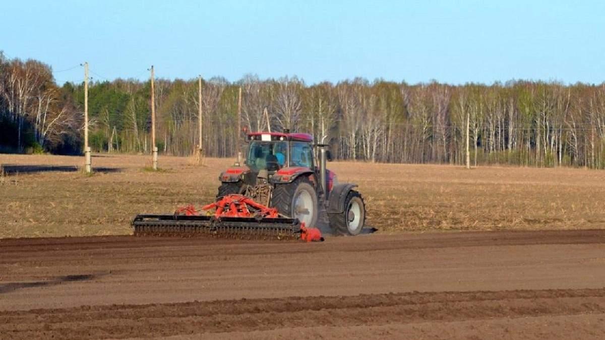 Трактор – друг аграрія