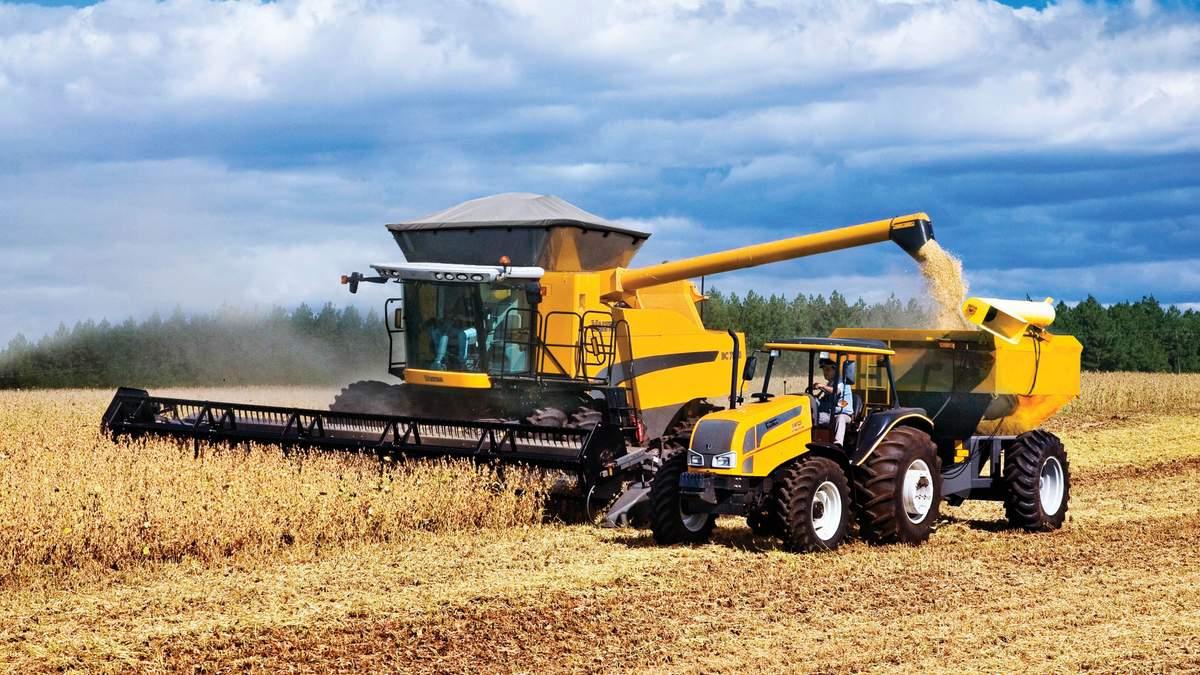 Украина должна держать марку аграрной страны