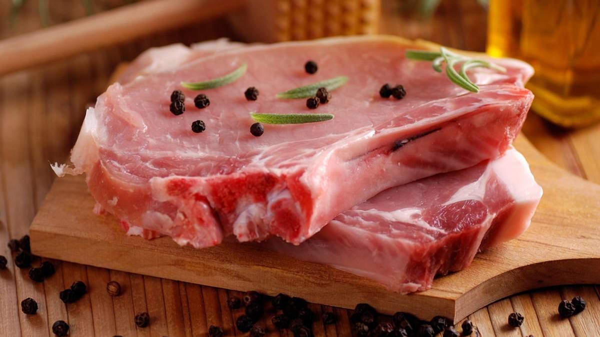 Імпорт свинини значно перевищив минулорічний показник / Фото з соцмереж