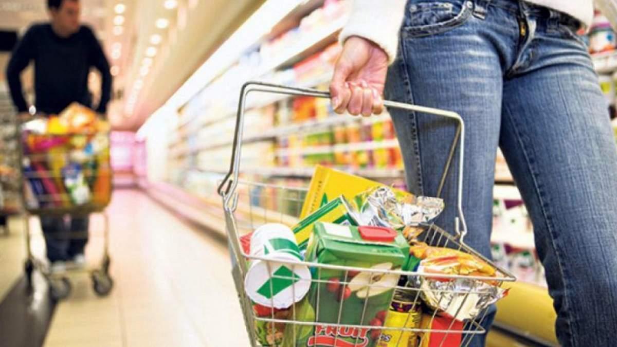 В Україні знову прогнозують зростання цін на продукти