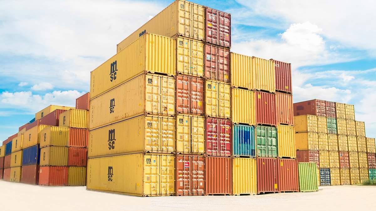 Заробіток України на експорті складає 50 мільярдів доларів