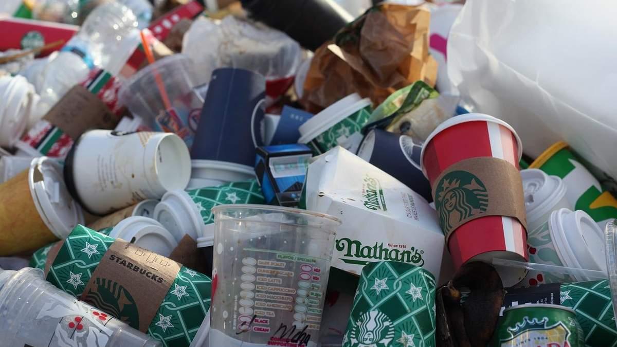 Размеры отходов пищи поражают