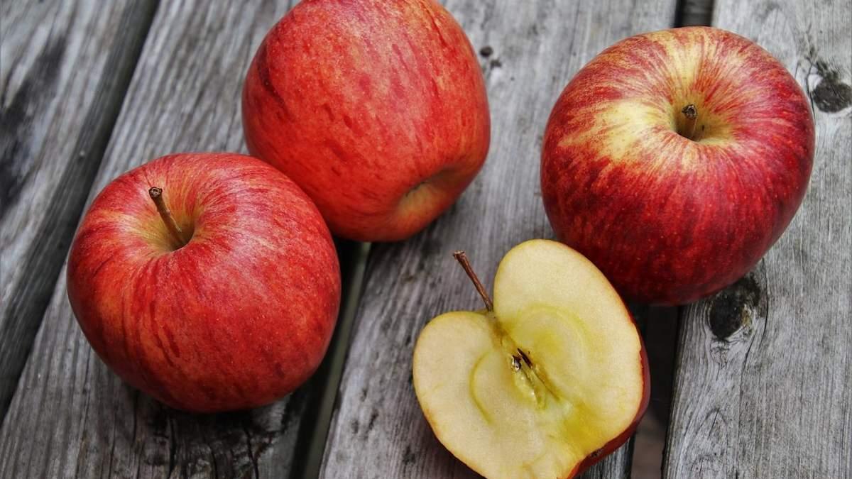 Яблоки вскоре подорожают