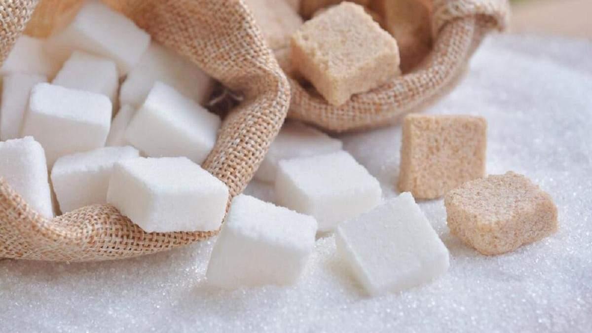 Україна знизила виробництво цукру до історичного мінімуму