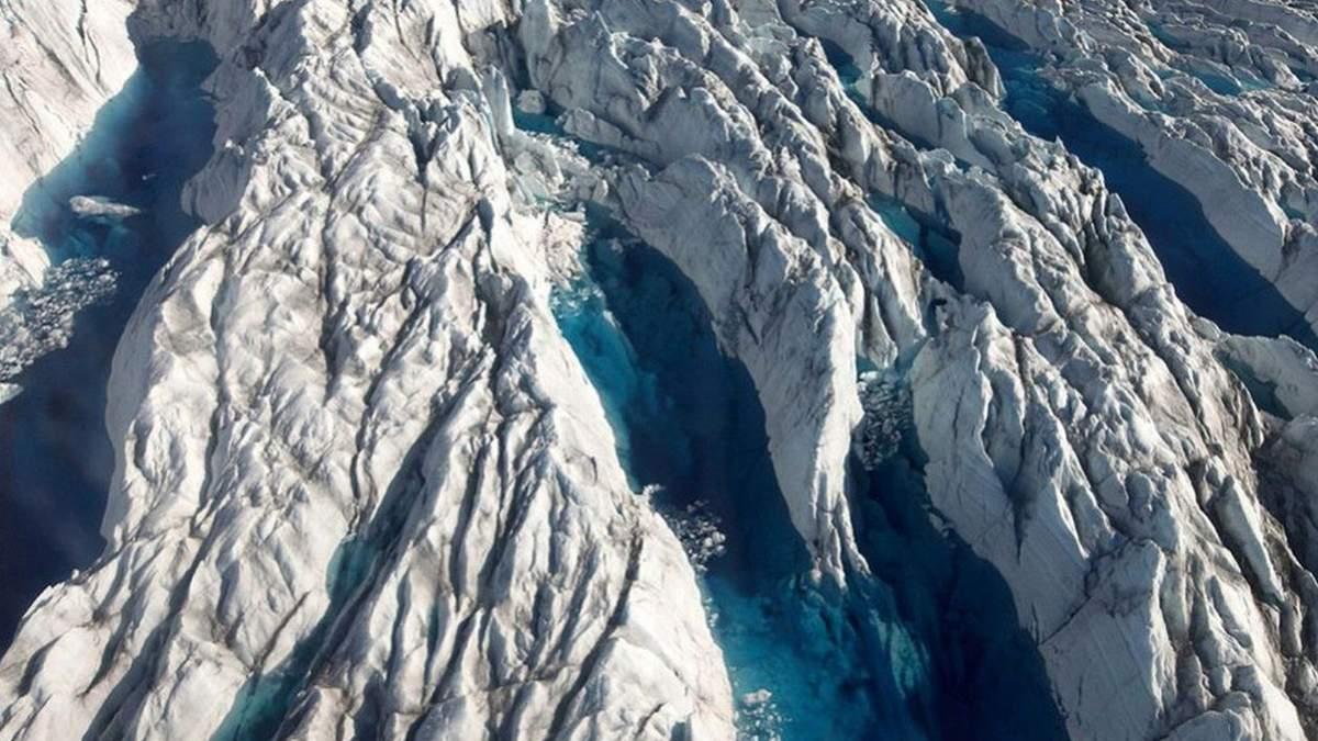 Ледник Гренландии
