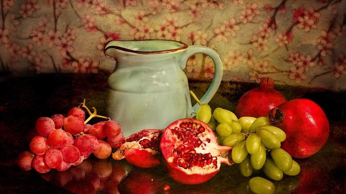 Украинцы потребляют больше фруктов