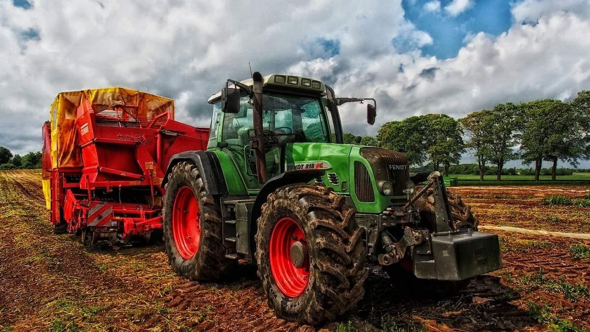 Фермеры в Украине