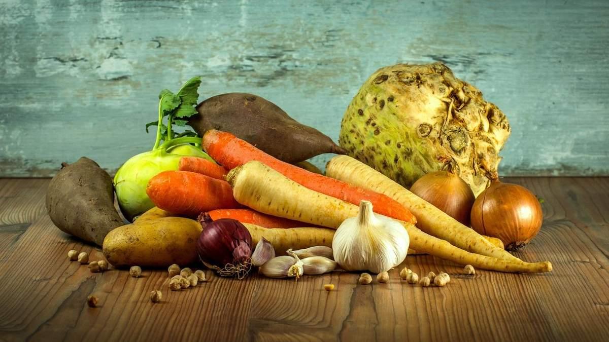 Цены на украинские овощи обвалились
