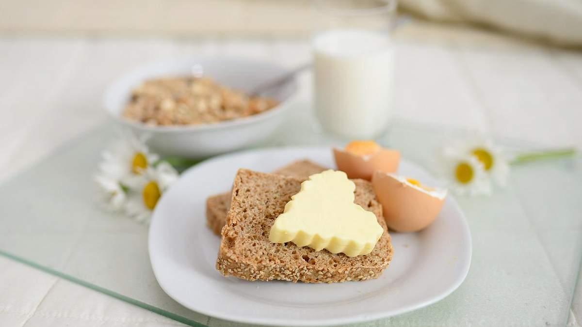 Масло, крупы и хлеб в Украине подешевели