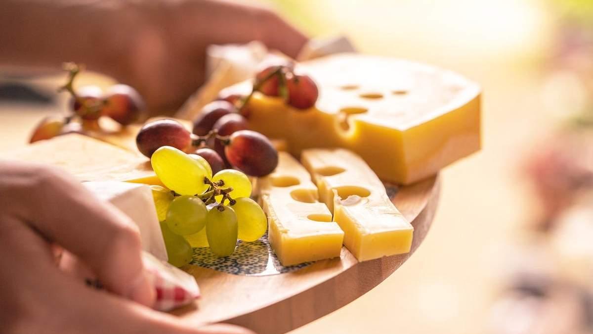Импорт сыра в Украине побил рекорд