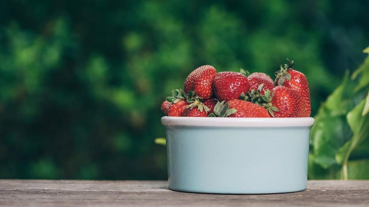 Полуниця в Україні дає гарний врожай: які сорти обрати