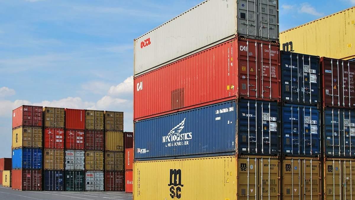 Україна наростила товарообіг з Китаєм