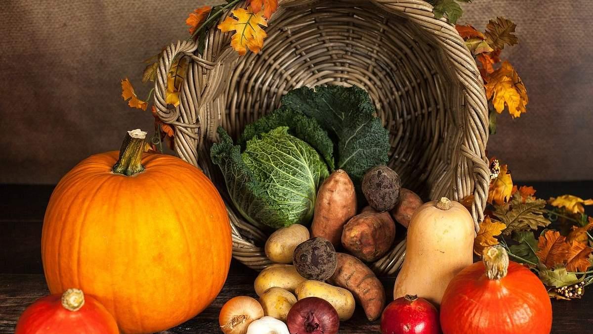Украина увеличила экспорт овощей