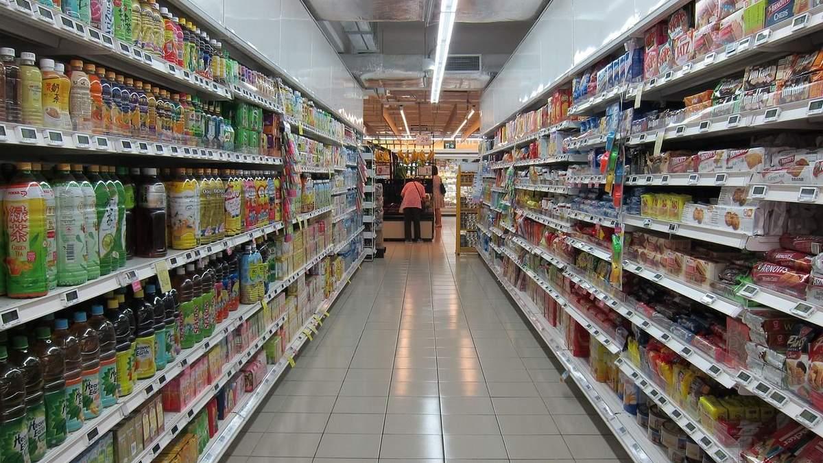 Продукты в Украине подорожали