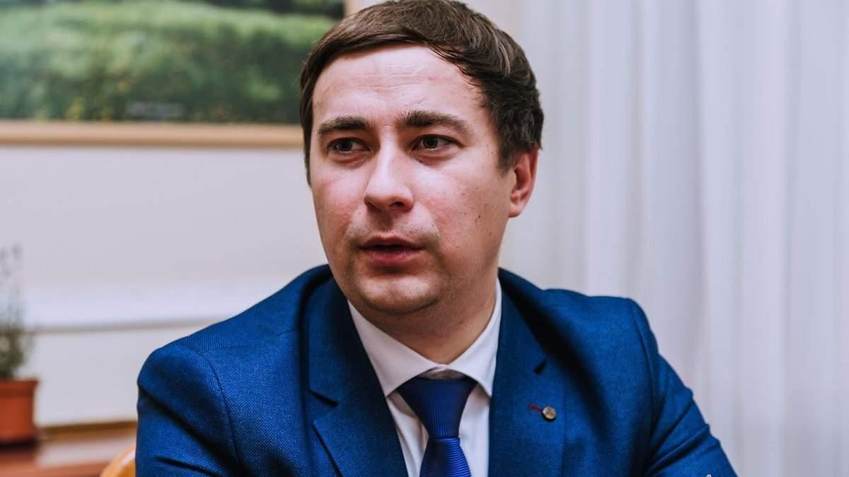 Децентрализация спасет государство - министр аграрной политики Лещенко