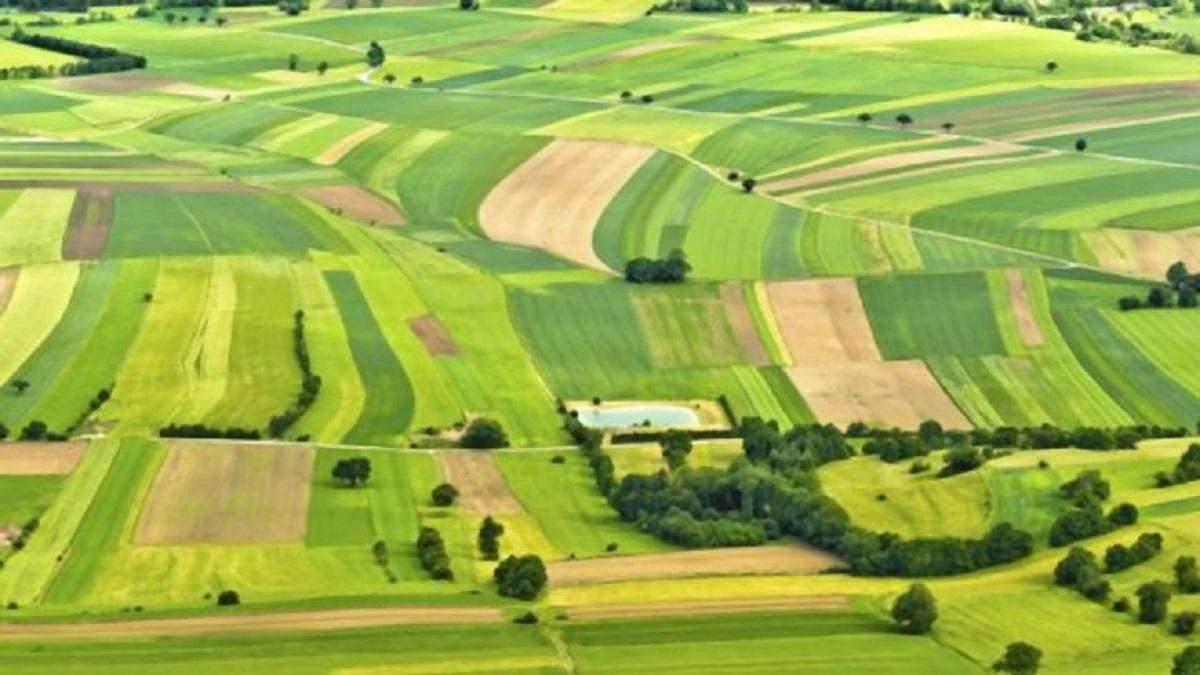 Украина ожидает рынок земли