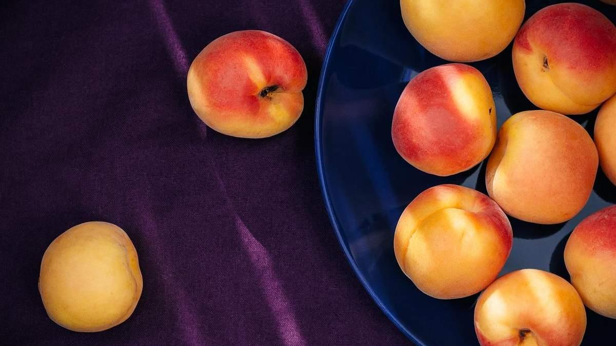 В Украине появятся первые абрикосы из Молдовы