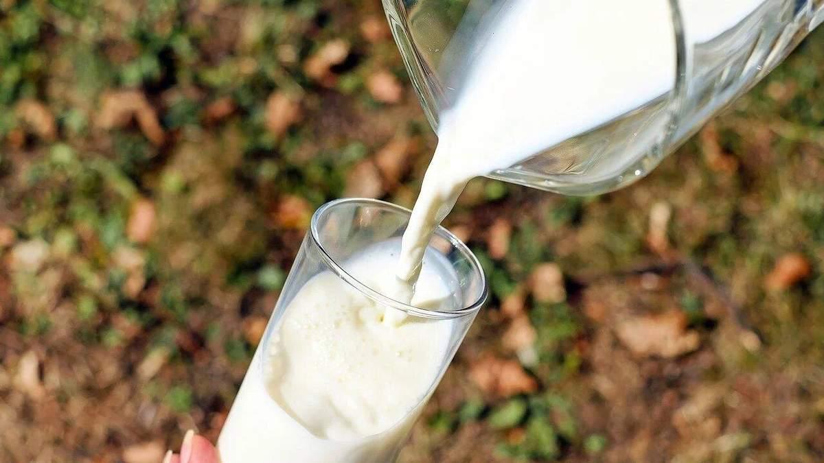 Україна скоротила виробництво молока