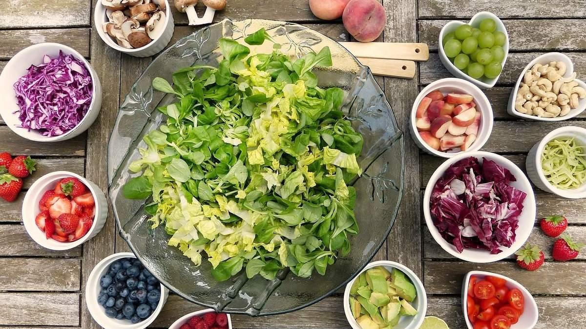 Як очистити овочі та фрукти від хімікатів: порада експертів
