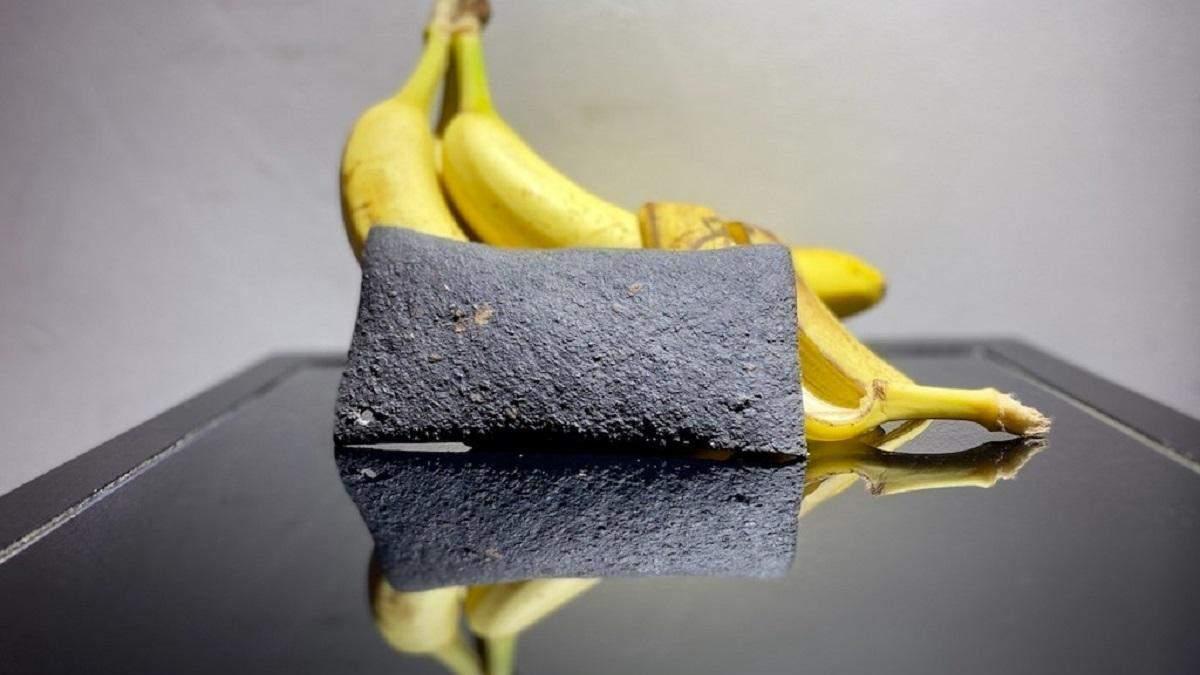 Из бананов делают экокожу