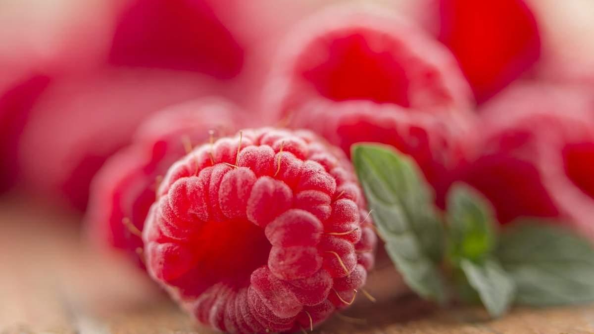 Украина – в топе мировых лидеров производителей малины