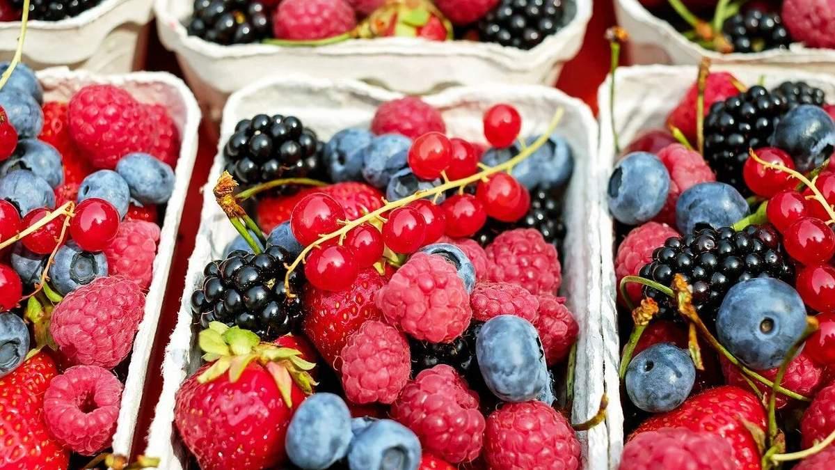 Україна –у світовому топі виробників ягід - 22 июля 2021 - Агро