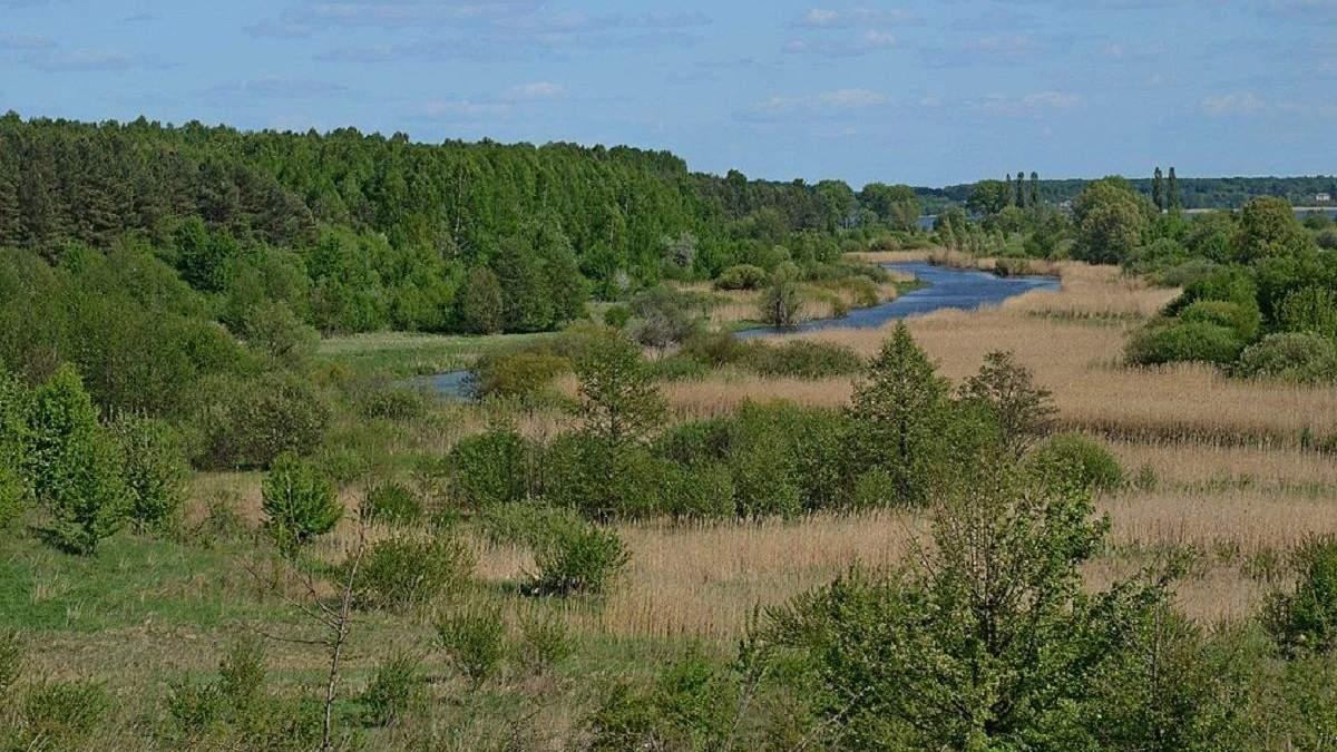 Природно-заповедные территории Винницкой области