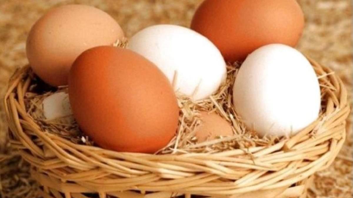 Яйця стабільно дорожчають