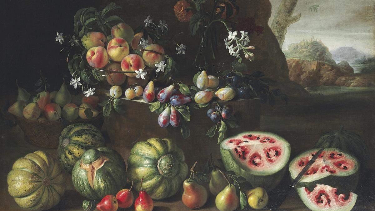 Как выглядели овощи и фрукты до встречи с человеком