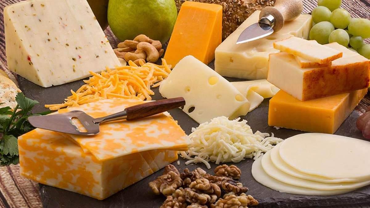 Сир та сирний продкт: як легко відрізнити - Агро