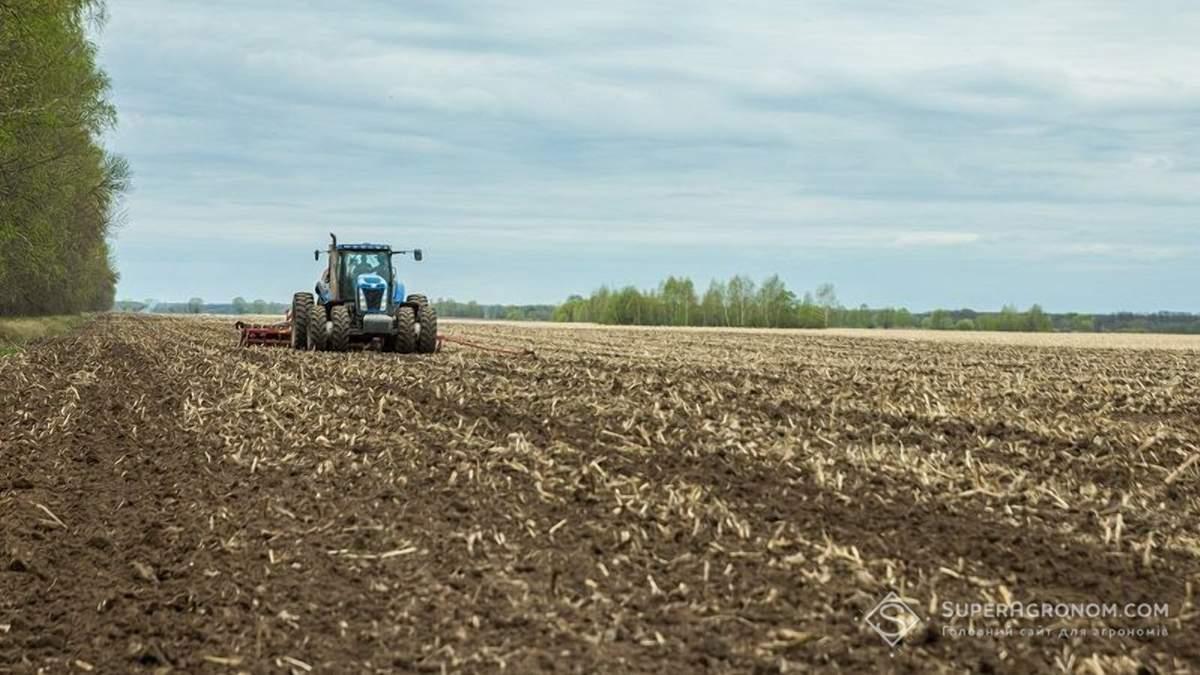 Осіння посівна під загрозою: причина - 14 октября 2021 - Агро