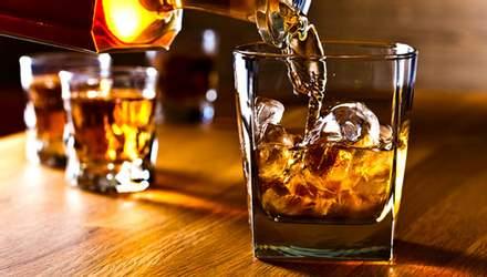 Экспорт шотландского виски достиг исторического минимума