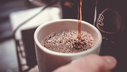 Вживання кави на ніч не впливає на сон, але змінює структуру мозку: дослідження