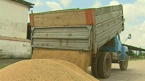 Украина - в шаге от нового рекорда по экспорту зерна